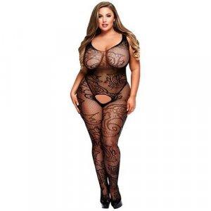 Plus Size Bodystockings