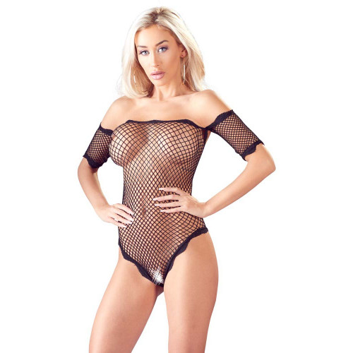 Carmen Fishnet Body