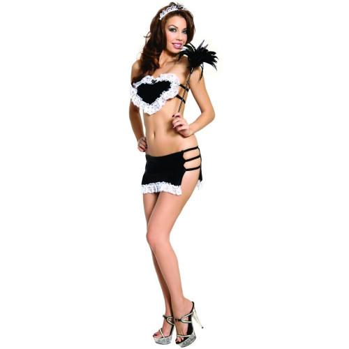Amber Maid Costume Set